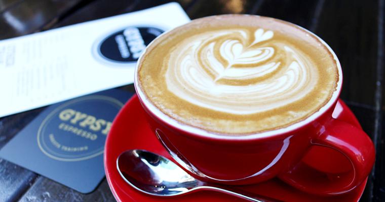 コーヒーが美味しいカフェ GYPSY ESPRESSO(ジプシー・エスプレッソ) | POTTS POINT(ポッツポイント)