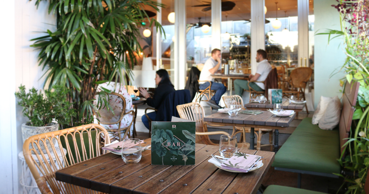 眺めのいいレストラン THE BUTLER(ザ・バトラー) | POTTS POINT