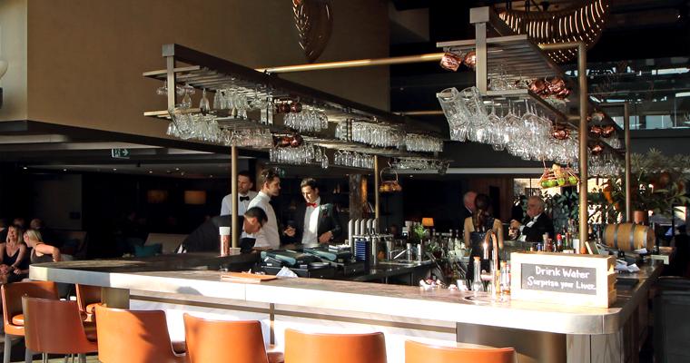 ハーバービューのレストラン GANTRY RESTAURANT(ガントリー・レストラン) | THE ROCKS(ロックス)