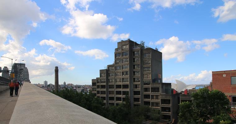 シドニー建築巡り SIRIUS BUILDING(シリウス・ビルディング) | The Rocks(ロックス)