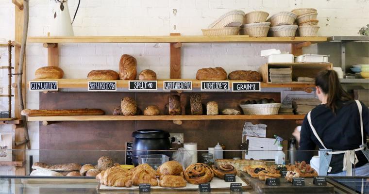 オーガニックの手作りパン INFINITY BAKERY(インフィニティ・ベーカリー) | PADDINGTON(パディントン)