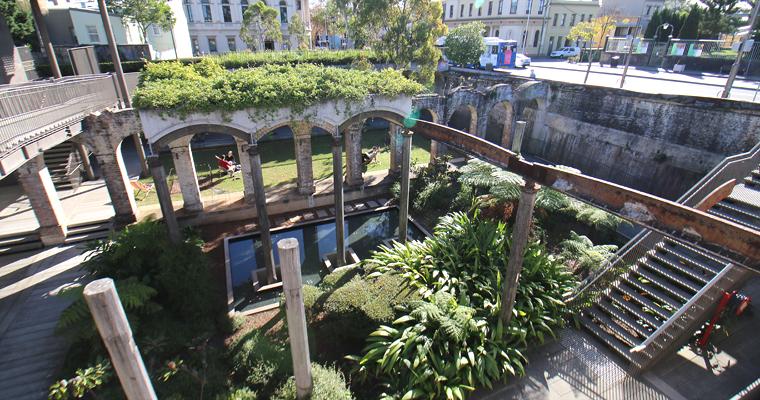 スタイリッシュな庭園 PADDINGTON RESERVOIR GARDENS(パディントン・レザボア・ガーデンズ) | PADDINGTON(パディントン)