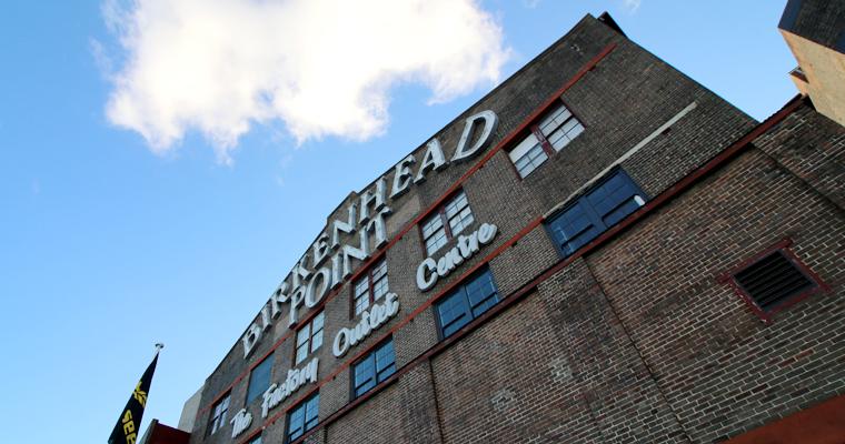 シティに一番近いアウトレット BIRKENHEAD POINT OUTLET CENTRE(バーケンヘッド・ポイント・アウトレット・センター)