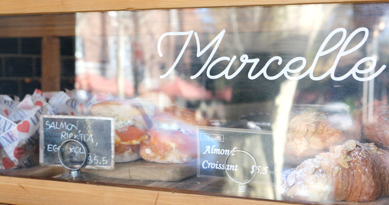 噴水前のカフェでブランチ MARCELLE(マルセル) | KINGS CROSS(キングス・クロス)