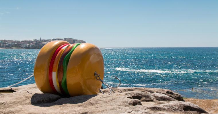 ボンダイ・ビーチの彫刻イベント SCULPTURE BY THE SEA(スカルプチャー・バイ・ザ・シー) | BONDI BEACH(ボンダイ・ビーチ)