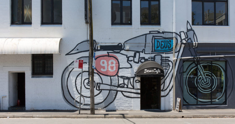 Deus Cafe (Deus Bar + Kitchen) | Camperdown