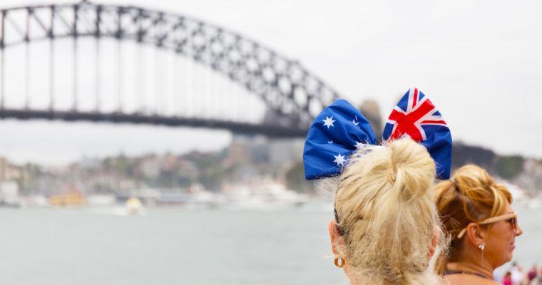 オーストラリア国民の祝日 AUSTRALIA DAY(オーストラリア・デイ)