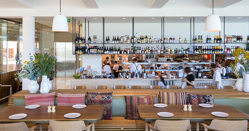 NSW州立美術館内の本格派レストラン CHISWICK AT THE GALLERY(チズウィック・アット・ザ・ギャラリー)