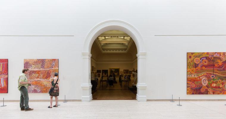 レンブラントとオランダ黄金期とアボリジナル・アート | ART GALLERY OF NSW(ニューサウズウェールズ州立美術館)