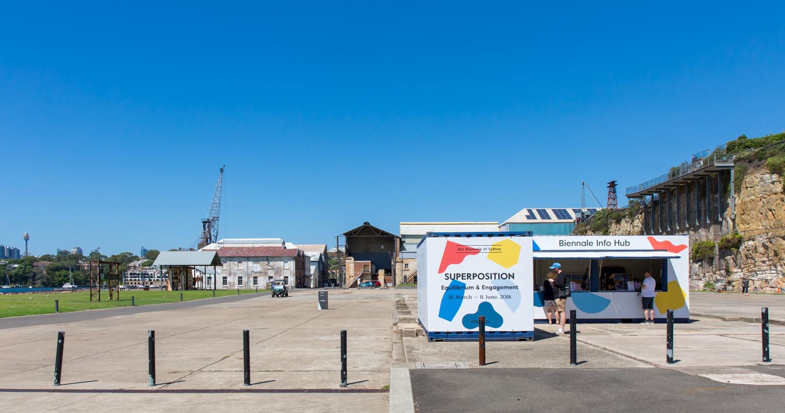 2年に1度の現代美術展 BIENNALE OF SYDNEY(ビエンナーレ・オブ・シドニー)
