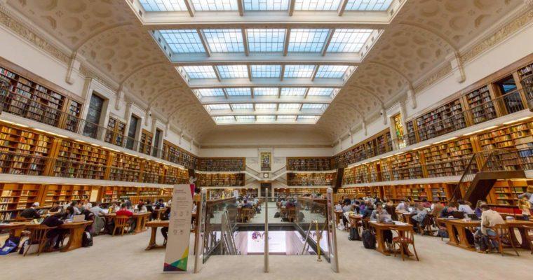 シドニーの美しすぎる図書館 STATE LIBRARY OF NSW(NSW州立図書館)| MARTIN PLACE