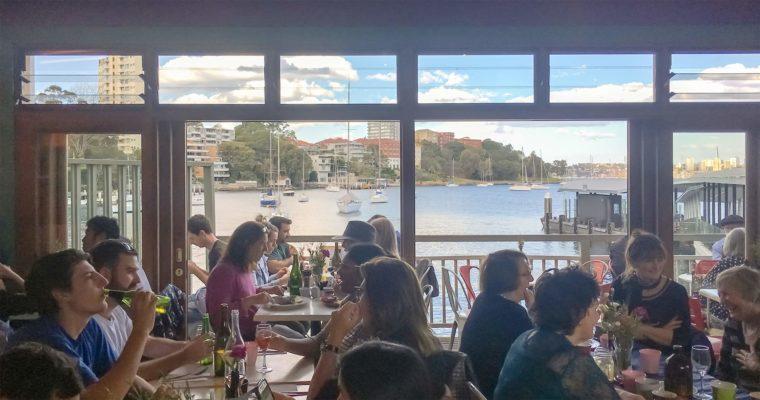 ニュートラル・ベイのカフェ THELMA & LOUISE(テルマ&ルイーズ)| NEUTRAL BAY