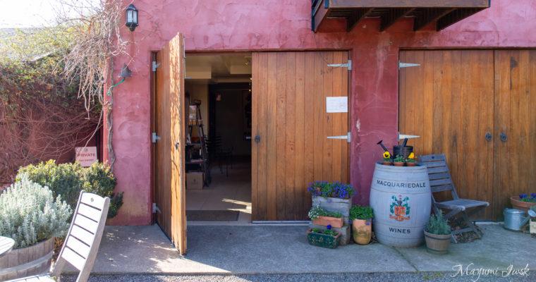 老舗オーガニック・ワイナリー MACQUARIEDALE(マッコーリーデール)| HUNTER VALLEY