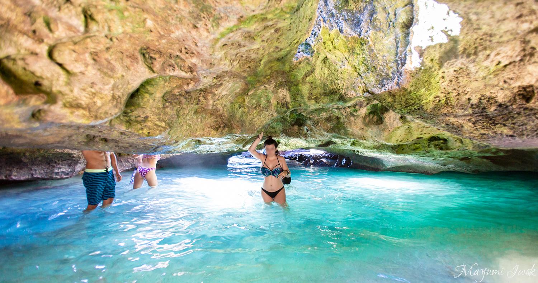 神秘的な青い人魚の洞窟「マーメイド・ケーブ(MERMAID CAVE)」| HAWAII