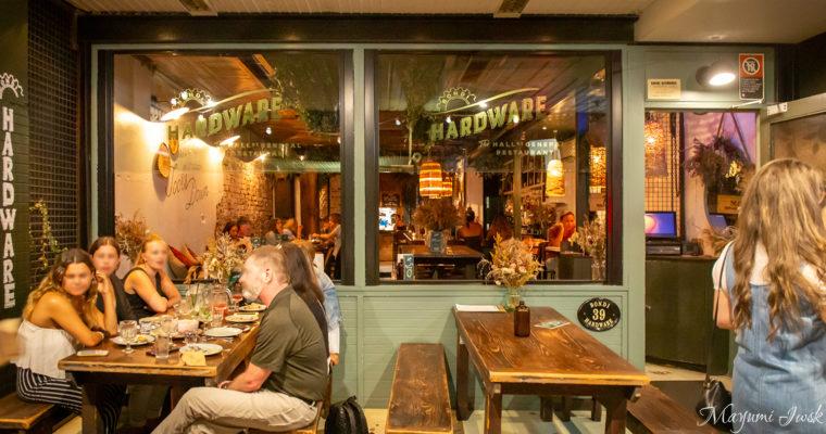 ボンダイのレストラン&バー BONDI HARDWARE(ボンダイ・ハードウェア) | BONDI BEACH