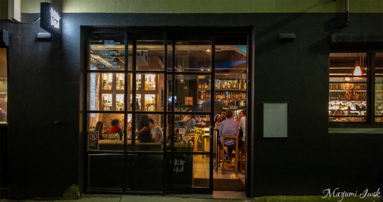 シドニーで焼き鳥とウィスキー TOKYO BIRD(トーキョー・バード)| SURRY HILLS